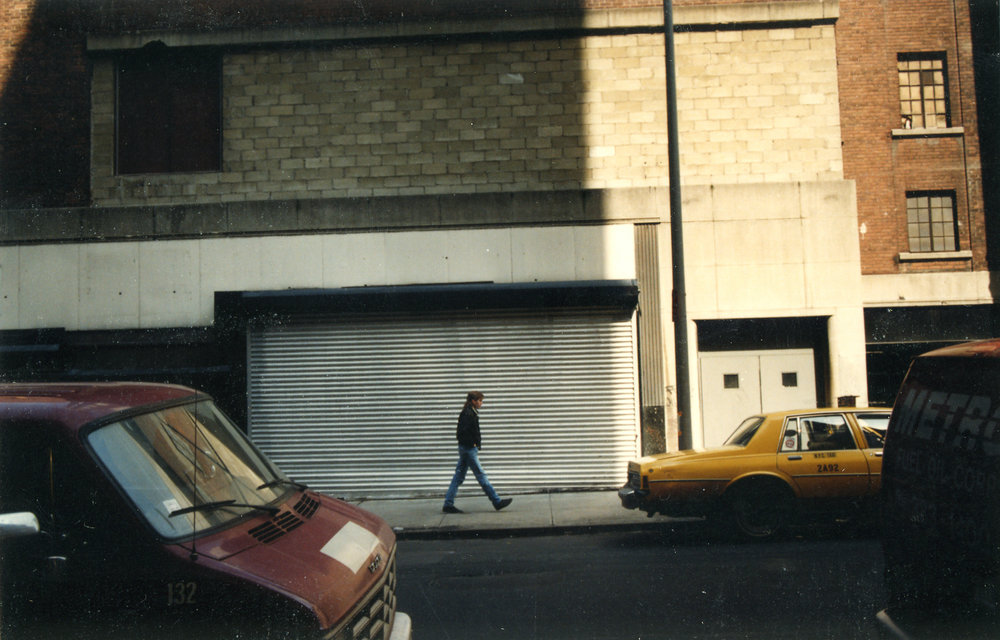Clubs for Ameria, 1992 10 color photographs 12,7 x 17,8 cm - 5 x 7 inches (each)