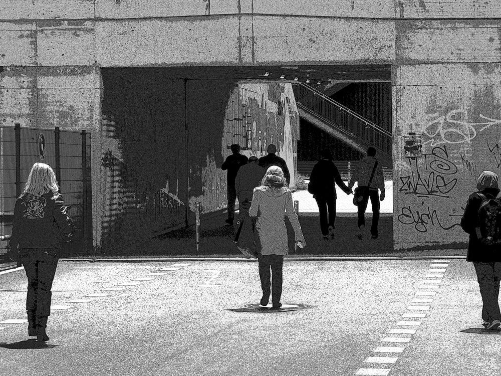 Untitled, 2012 digital print variable dimensions