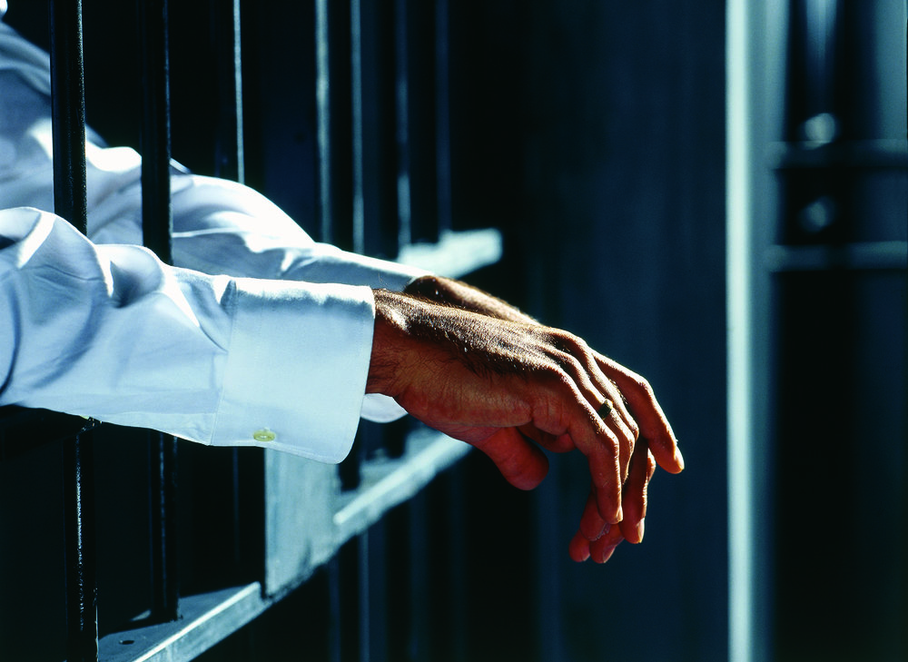 """""""Untitled"""" from the """"Prisoners"""" series, 2003 color photograph mounted on PVC edition of 10 60 x 83 cm - 23 5/8 x 32 5/8 inches"""