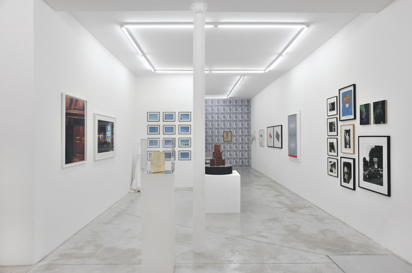 Paris, 23.11.2012 > 05.01.2013 GROUP SHOW YOUR HISTORY IS OUR HISTORY → Read More