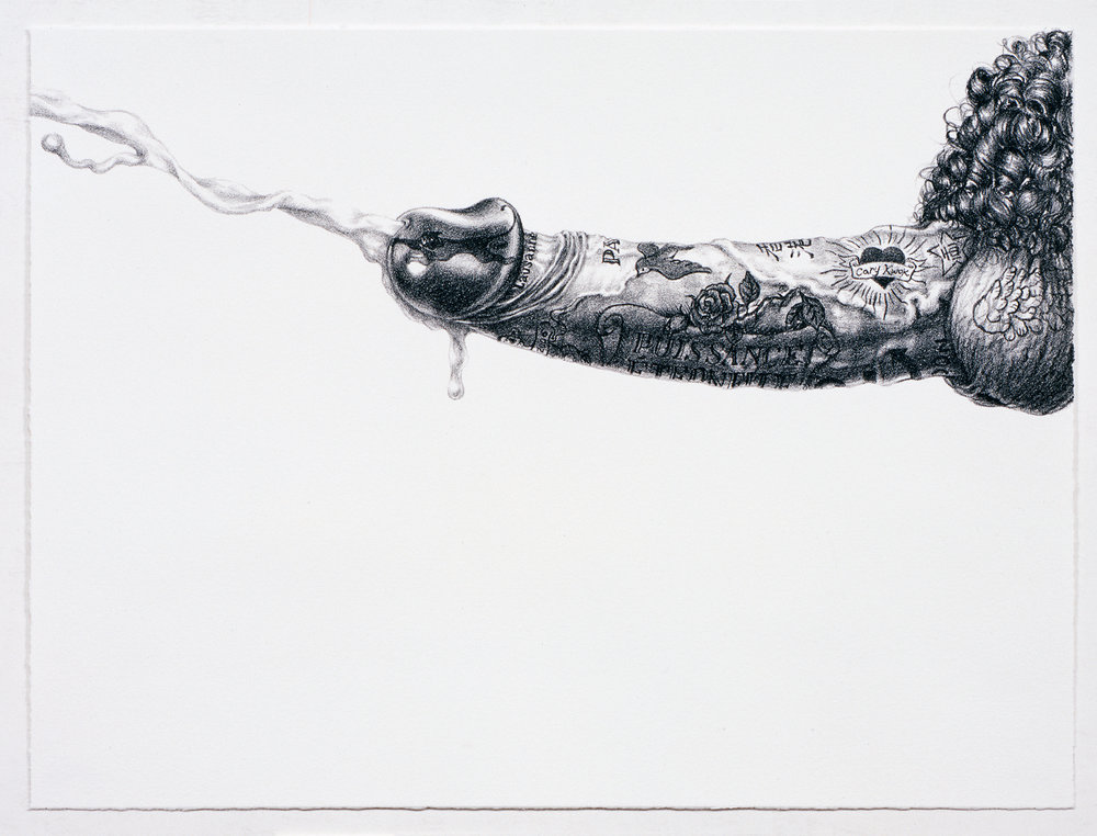 Cary Kwok, Eternity, 2007 lithograph 28,5 x 37,5 cm - 11 1/4 x 14 3/4 inches