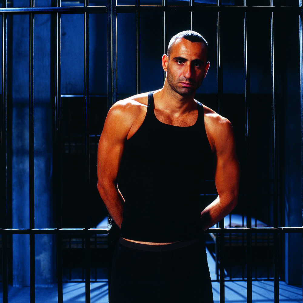 """""""Untitled"""" from """"Prisoners"""", 2003 color photograph mounted on pvc edition of 10 60 x 60 cm - 23 5/18 x 23 5/8 inches"""