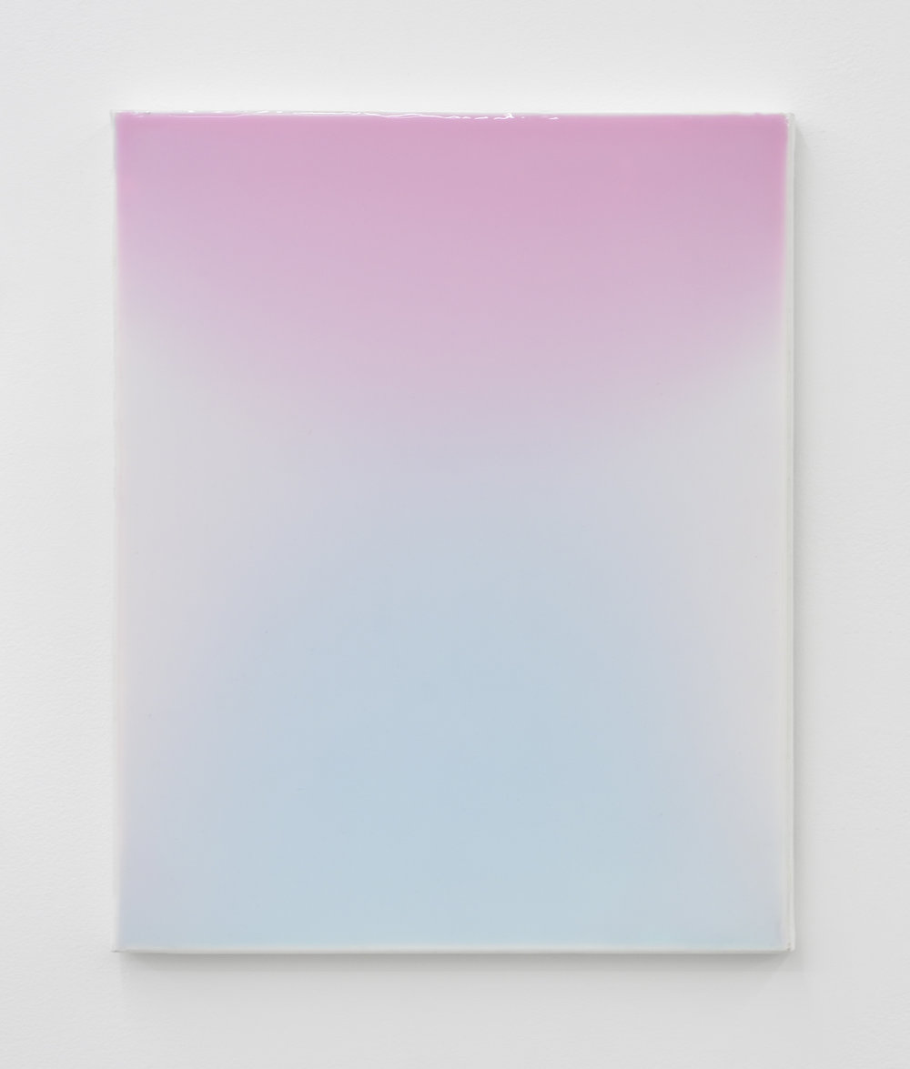 Gilles Teboul, Untitled 1873, 2017 acrylic and resin on canvas 50 x 40 cm - 19 11/16 x 15 3/4 inches