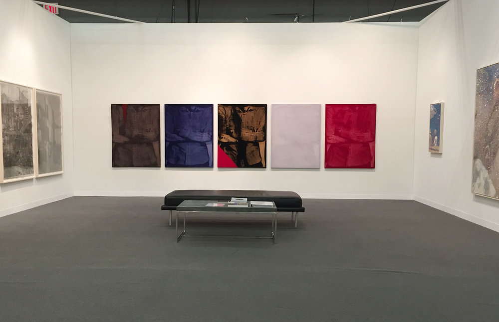 New York, 02.03.2016 > 06.03.2016 ARMORY SHOW SOLO BOOTH: MATTHEW BRANDT → Read More