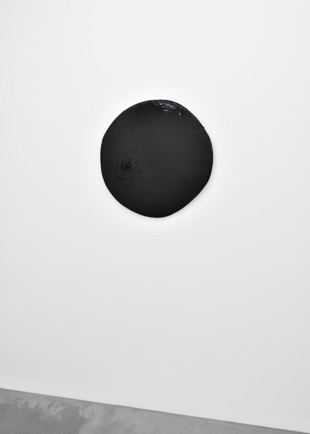 Lucas Jardin  Ring , 2018 Lacquer on aluminium 72 x 72 cm 28 11/32 x 28 11/32 inches