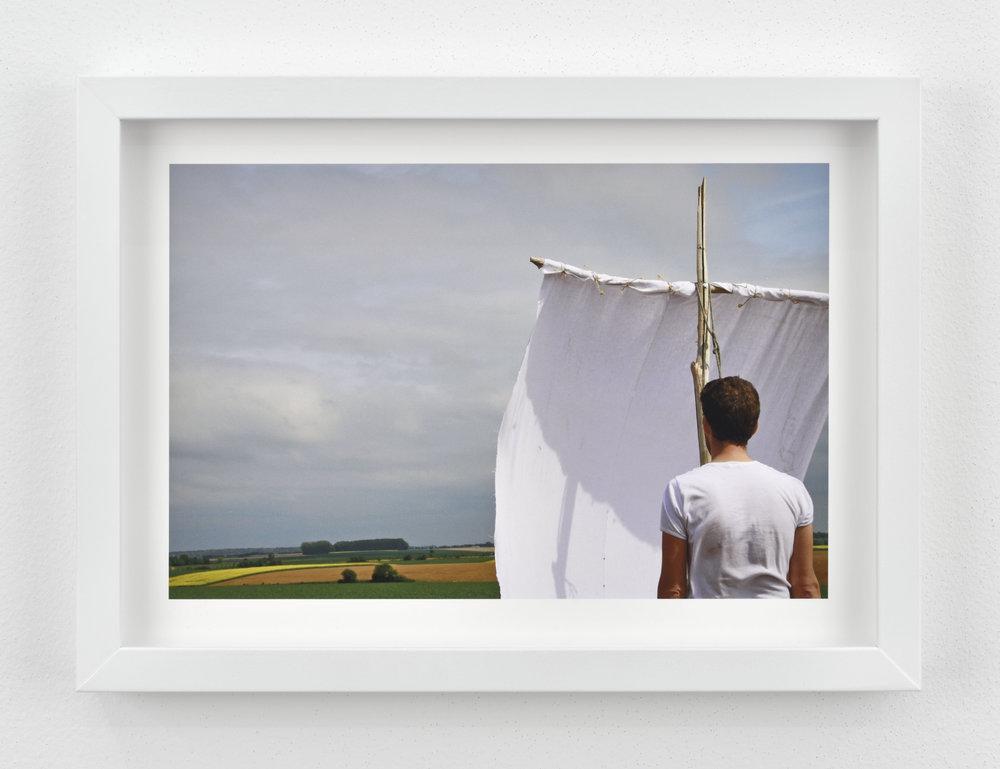 Fabien Mérelle  Sans titre  2018 ink jet on paper 21 x 29 x 3 cm 8 9/32 x 11 13/32 x 1 3/16 inches