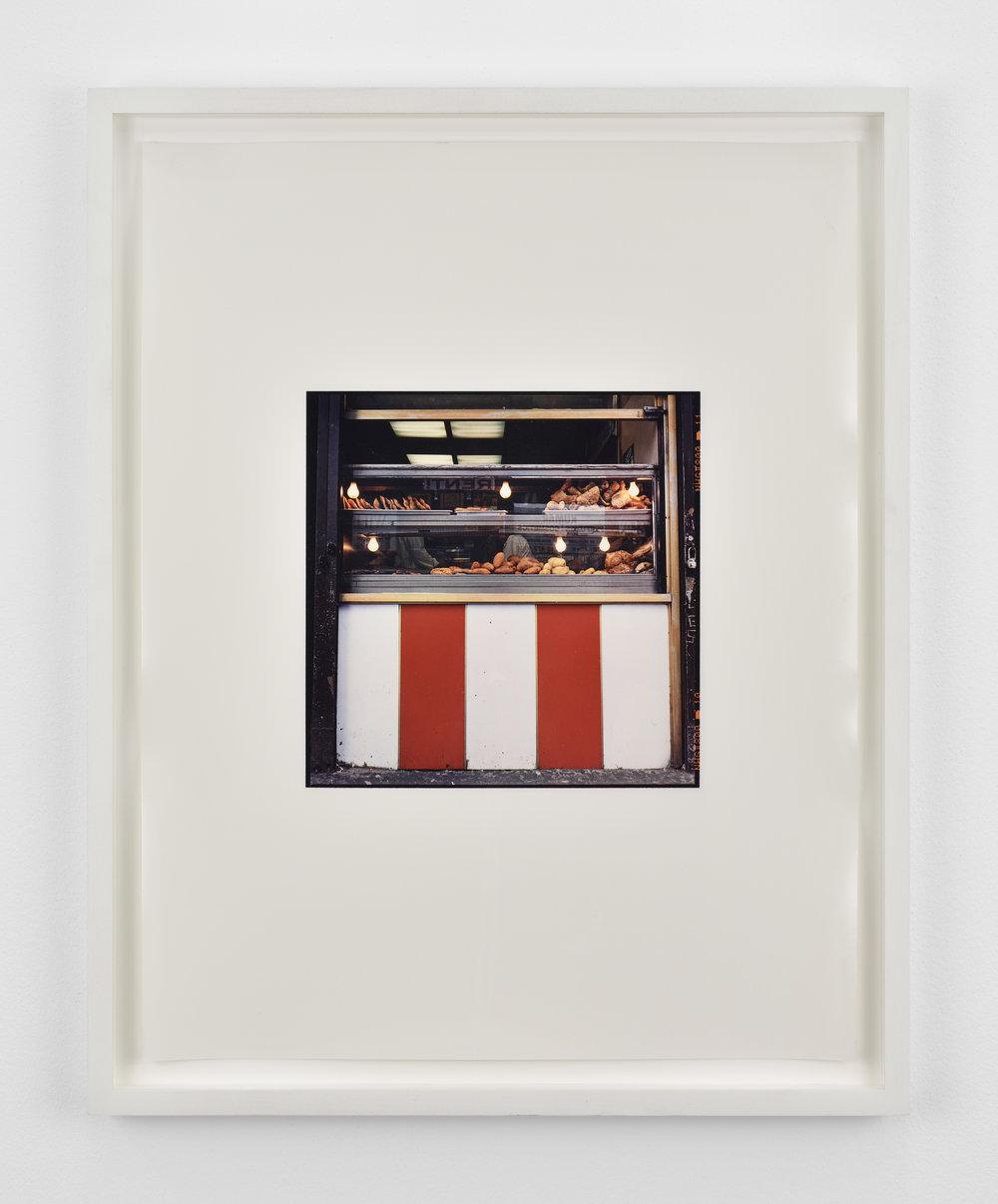 Zoe Leonard Red & White Restaurant, 1999/2001 dye transfer print 22 x 18 in (55,9 x 45,7 cm) Edition of 6