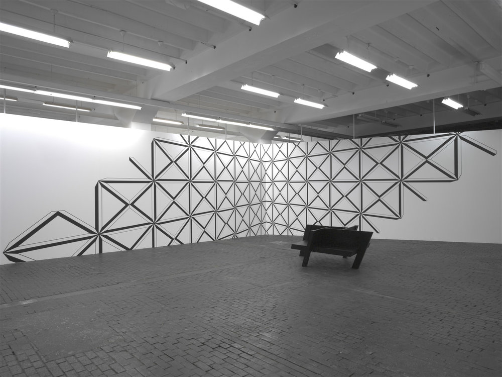 DK , 2006 Wall painting Dimensions Variable