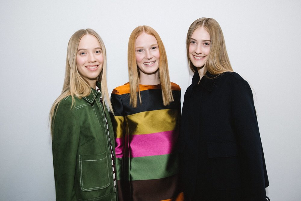 Jasper Conran AW16 Backstage (Kensington Leverne, British Fashion Council) Lo-Res2.JPG