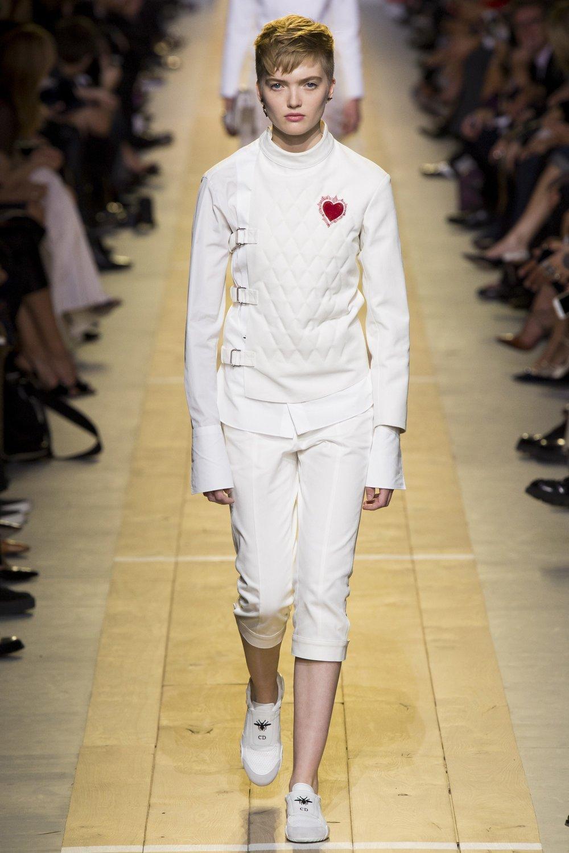 Dior's Monogrammed Jacket (Dior)