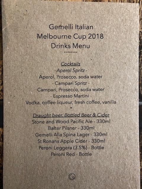 Melbourne Cup Drinks Menu .jpg