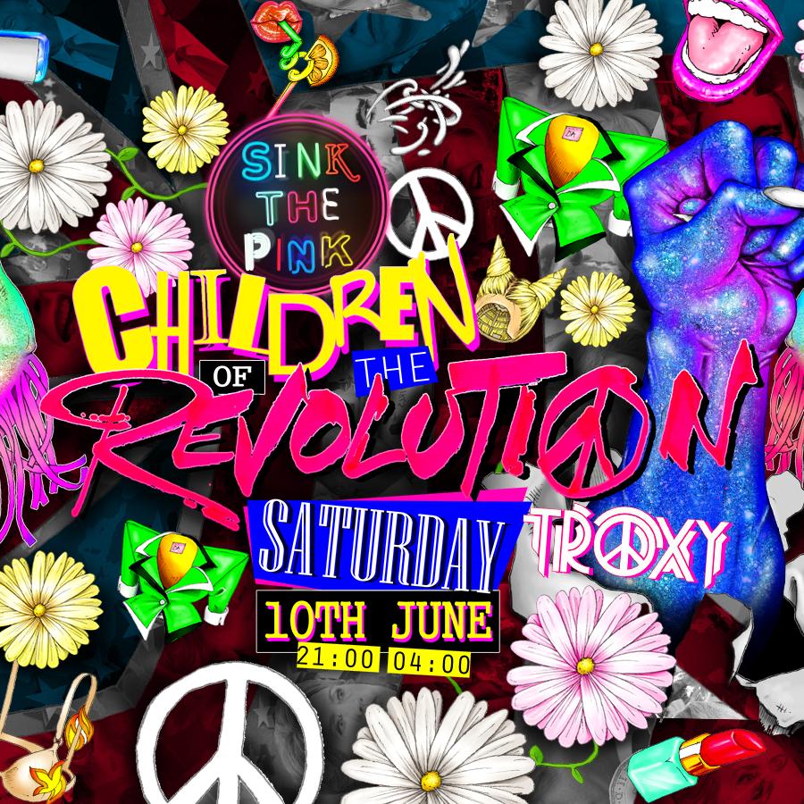 Children of the revolution -