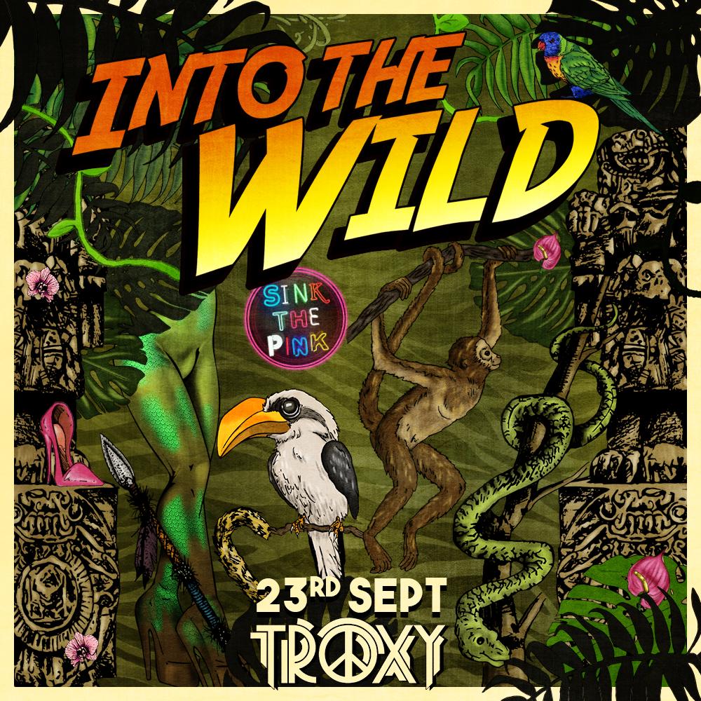INTO THE WILD -