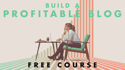 The blogging world has changed! Learn the real way to monetize your blog and build a profitable business in this free email course.