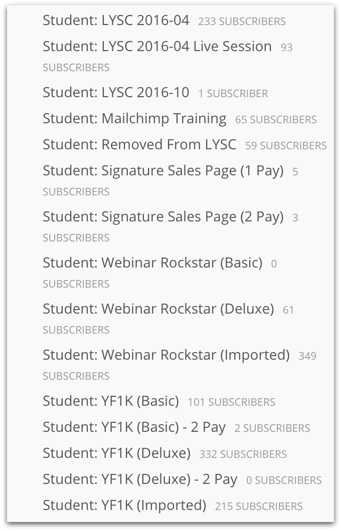 "Part 5 - _IMAGE - ConvertKit ""Student"" Tag screenshot_.png"