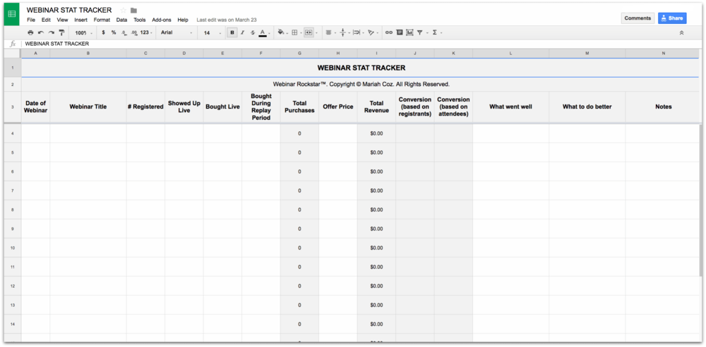 digital product spreadsheet tool your first 1k