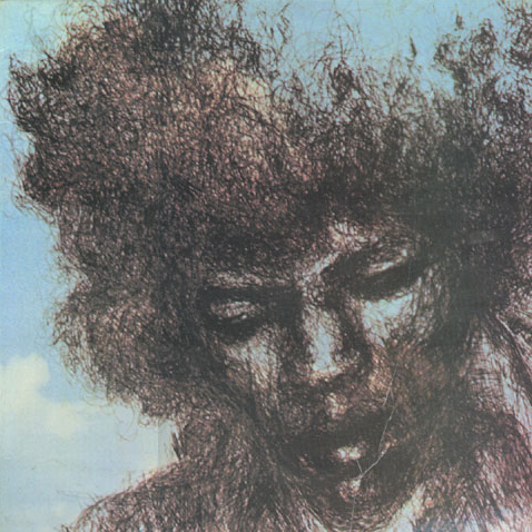 Album cover of Jimi Hendrix's The Cry of Love