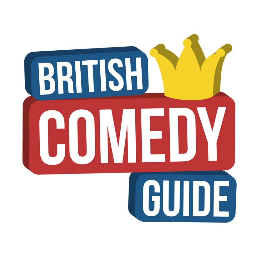 British Comedy Guide Logo