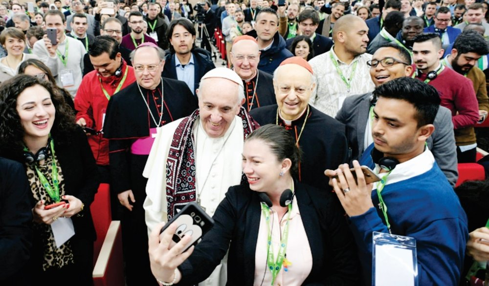 Synod of Bishops for Youth - CLICK HERE for reports from Rome by Deb Rose-MilavecCLICK HERE for a video report from Rome by Father Louis Camelli of the Archdiocese of Chicago.