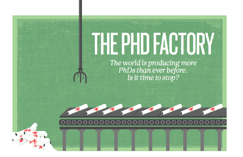 The PhD Factory