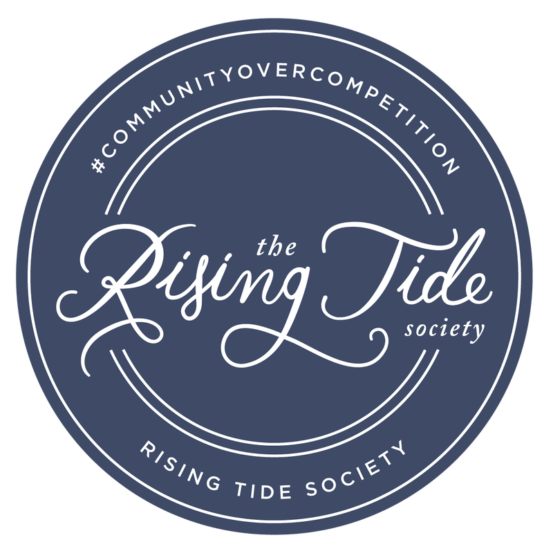 Rising Tide Society l Community Over Competition  l Find Web Design Clients Online l Heydays Design l San Diego Web Designer