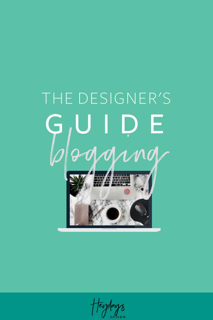 Web Design Blogging l What Should Web Designers Blog About l Blog Post Topics l Heydays Design l San Diego, CA I San Diego Web Designer
