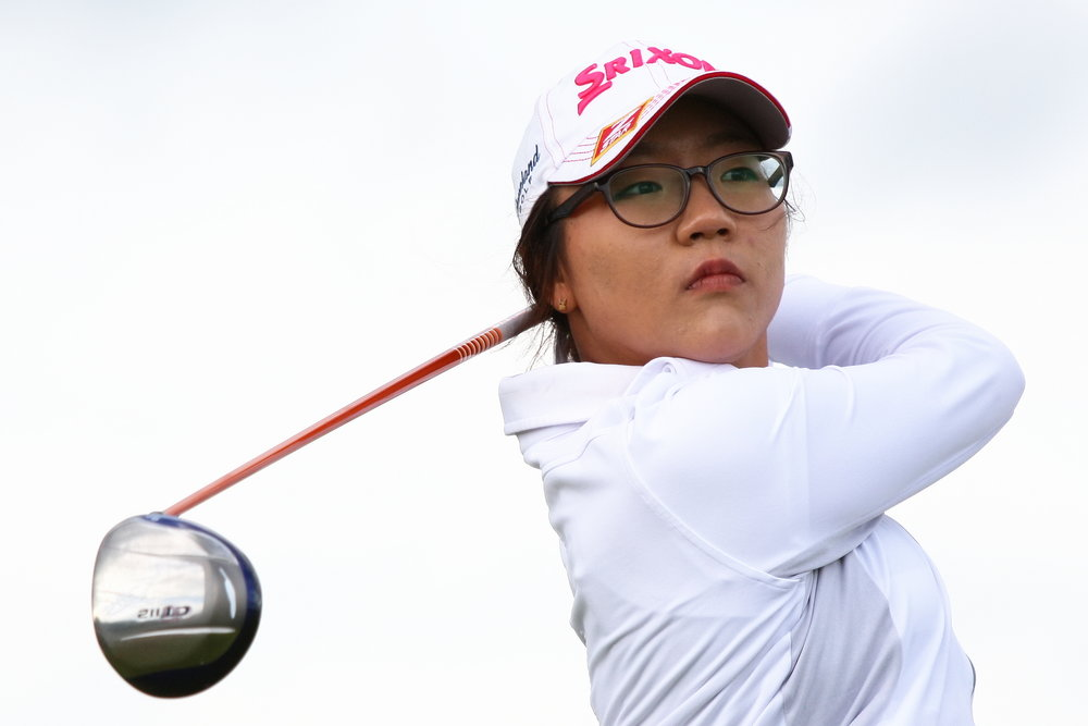 Lydia Ko is the LPGA's #1 ranked golfer