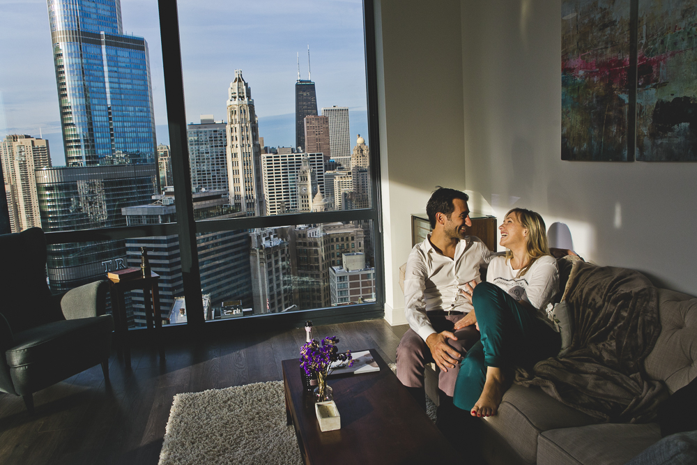 Chicago Engagement Photography Session_At Home_Apartment_downtown_JPP Studios_NL_06.JPG