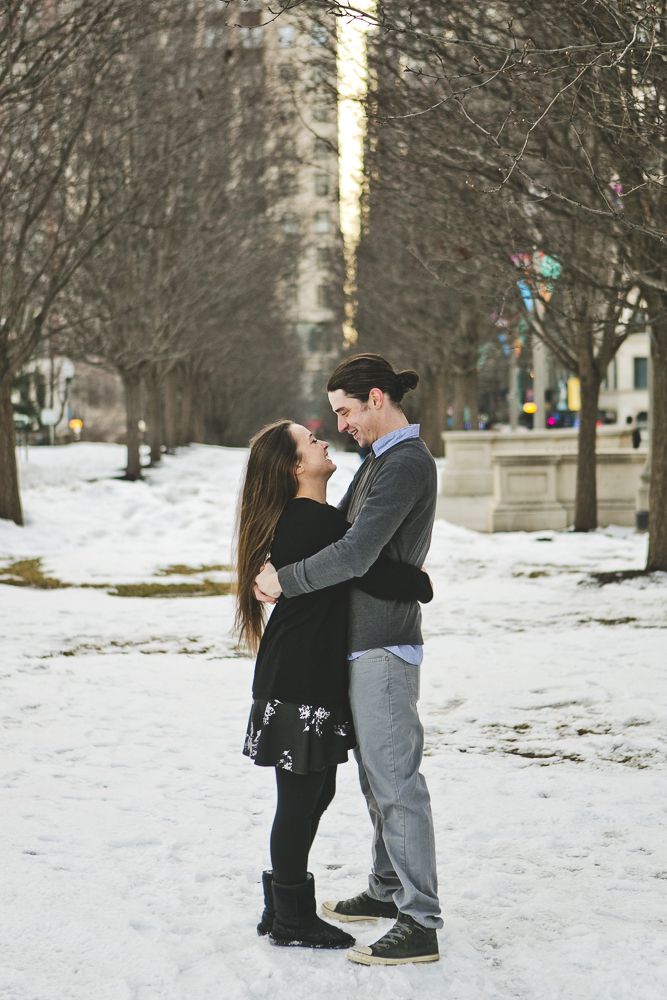 Chicago Wedding Photographers_Engagement Session in snow_JPP Studios_RachelSean_07.JPG