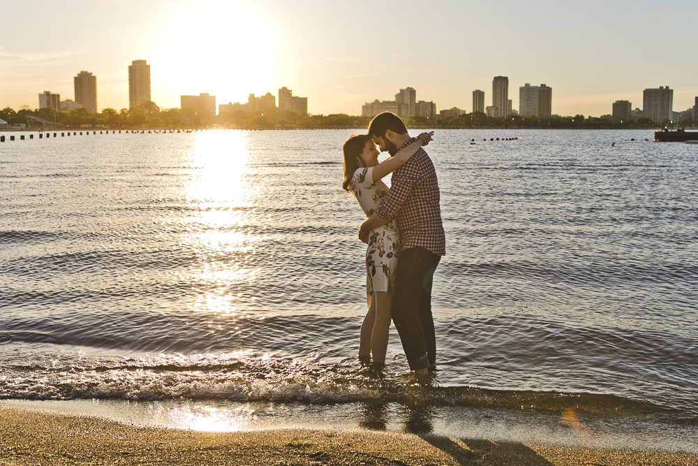 Chicago Wedding Photographers_Engagement Session with lakefront and skyline_JPP Studios_KC_17.JPG