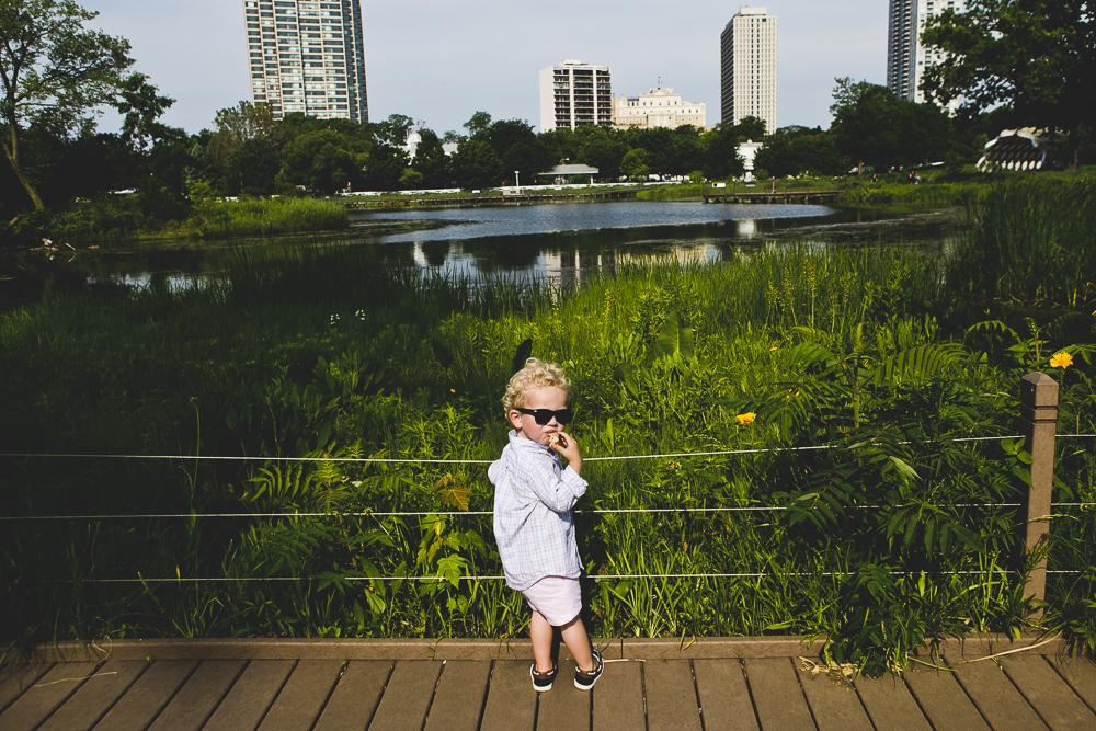 Chicago Family Photographers_Lincoln Park Zoo_South Pond_Kobe_11.JPG