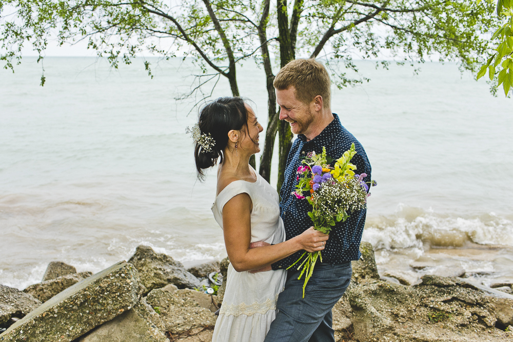 Chicago Wedding Photographers_Small and Intimate Wedding at Loyola Beach_JPP Studios_KI_27.JPG