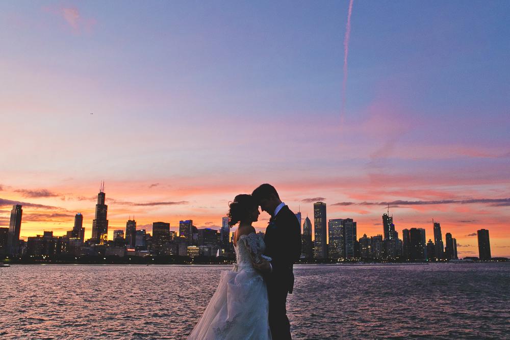 Adler Planetarium Wedding.Adler Planetarium Wedding Rachel Sean Jpp Studios Chicago