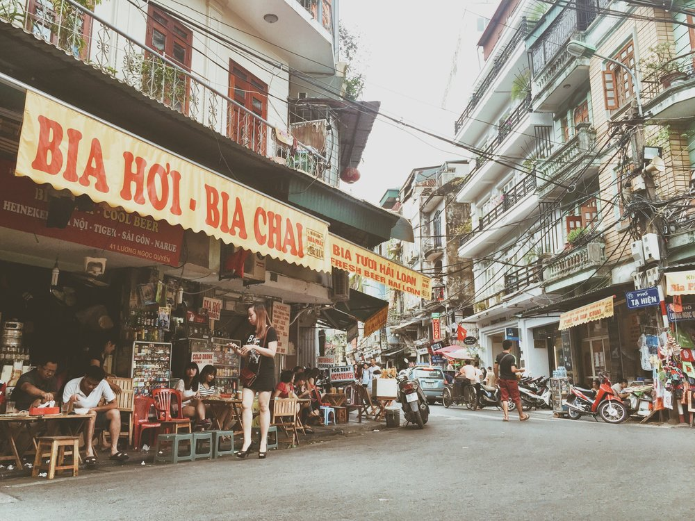 48 Hours of Street Food in Hanoi, Vietnam