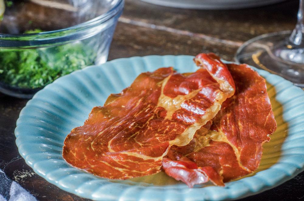 Prosciutto Chips Recipe — the brazen gourmand