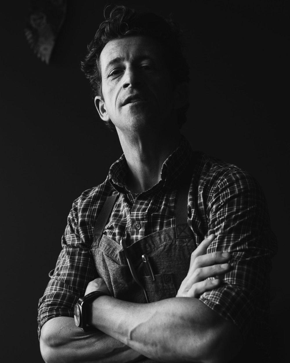Chef Robbie Wilson - Palo Alto, CA