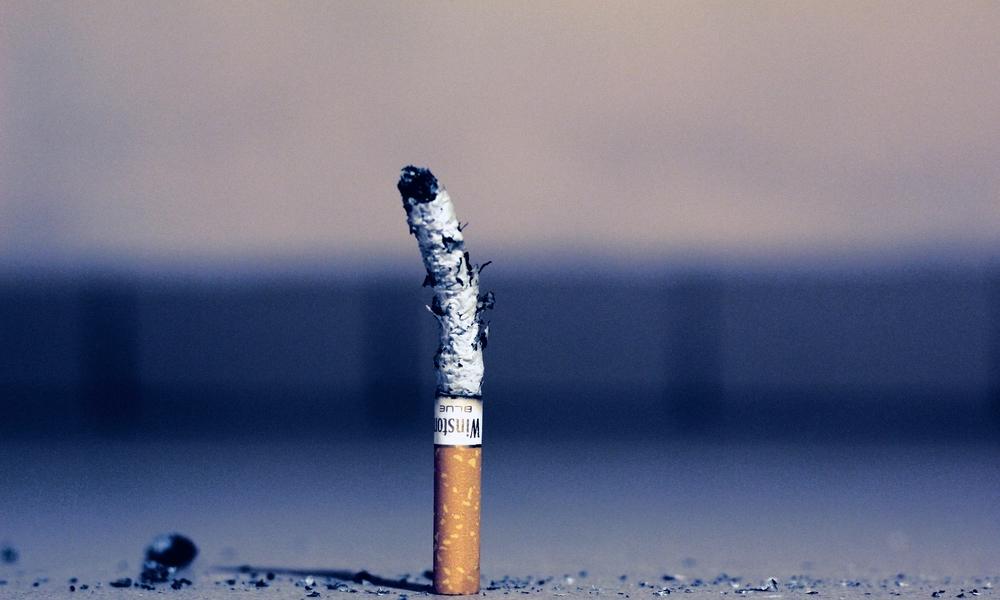 eliminate tobacco thumb