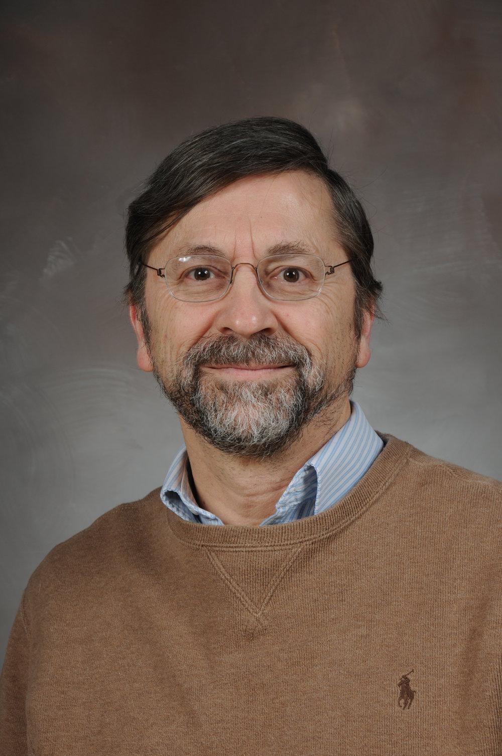 Dr. George Delclos