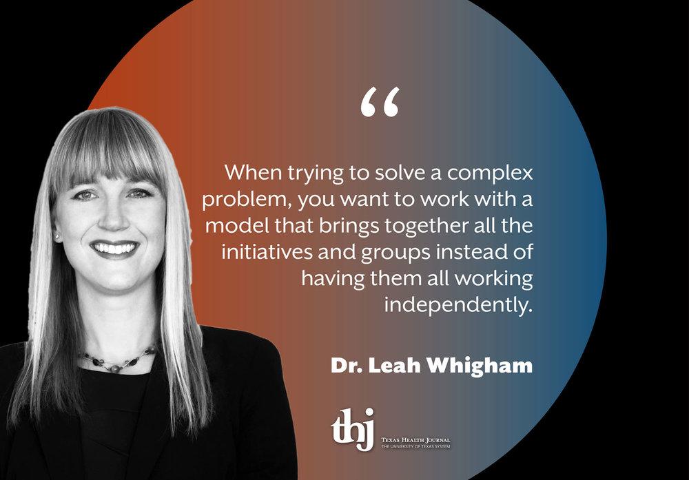 Leah Whigham portrait