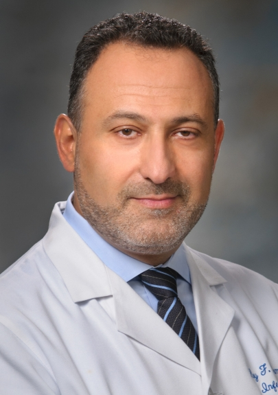 Dr. Roy Chemaly, Professor, Department of Infectious Diseases, Infection Control and Employee Health, Division of Internal Medicine, The University of Texas MD Anderson Cancer Center