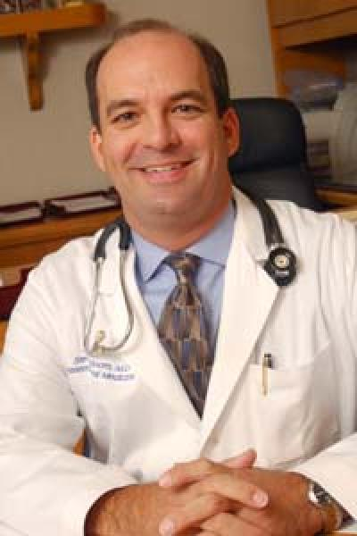 Dr. Steven Bloom, Chair, Department of Obstetrics and Gynecology, UT Southwestern