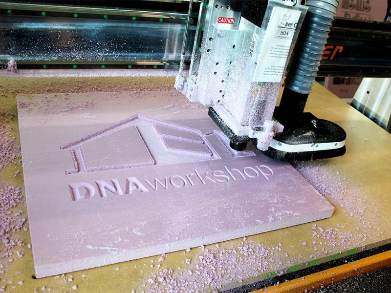 DNA Workshop's CNC