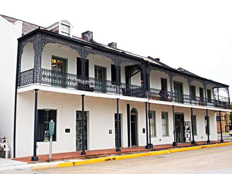 Tessier Building