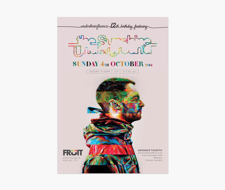 promo posters freelance creative designer