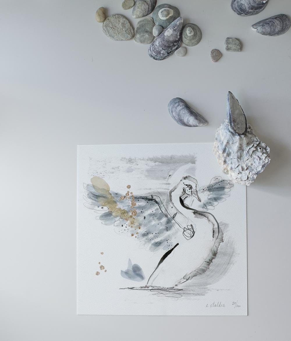 Blått hjerte - 30x30 - Bilde 2 - Elise Stalder.png