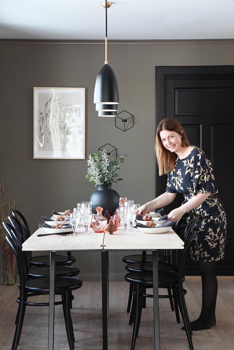Featured in the Norwegian interior magazine Bonytt, November 2018. Photo: Mint Agency