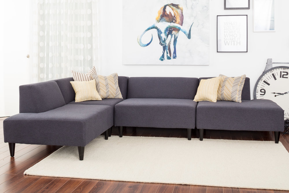 cory modular sofa, jo alcorn