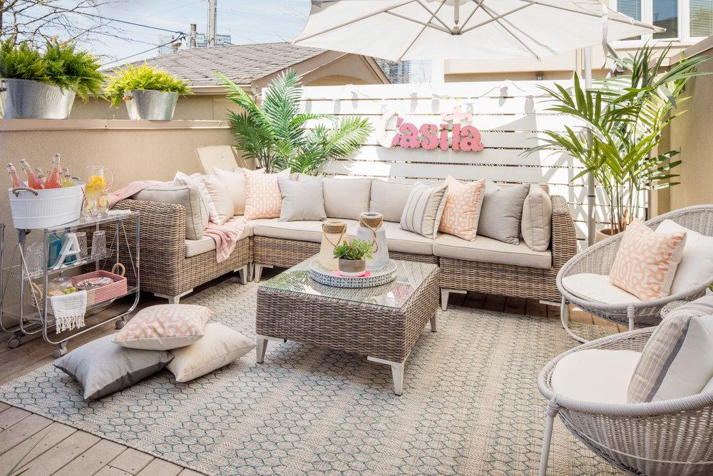 patio decor, alcorn home