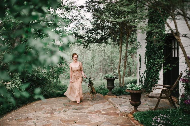 A Midsummer Nights Dream Wedding Inspiration — Elizabeth Wilson Makeup