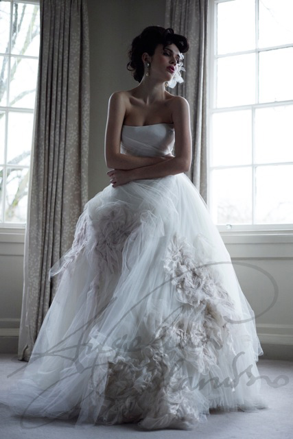 Angelina Colarusso Couture Wedding Dress Odette